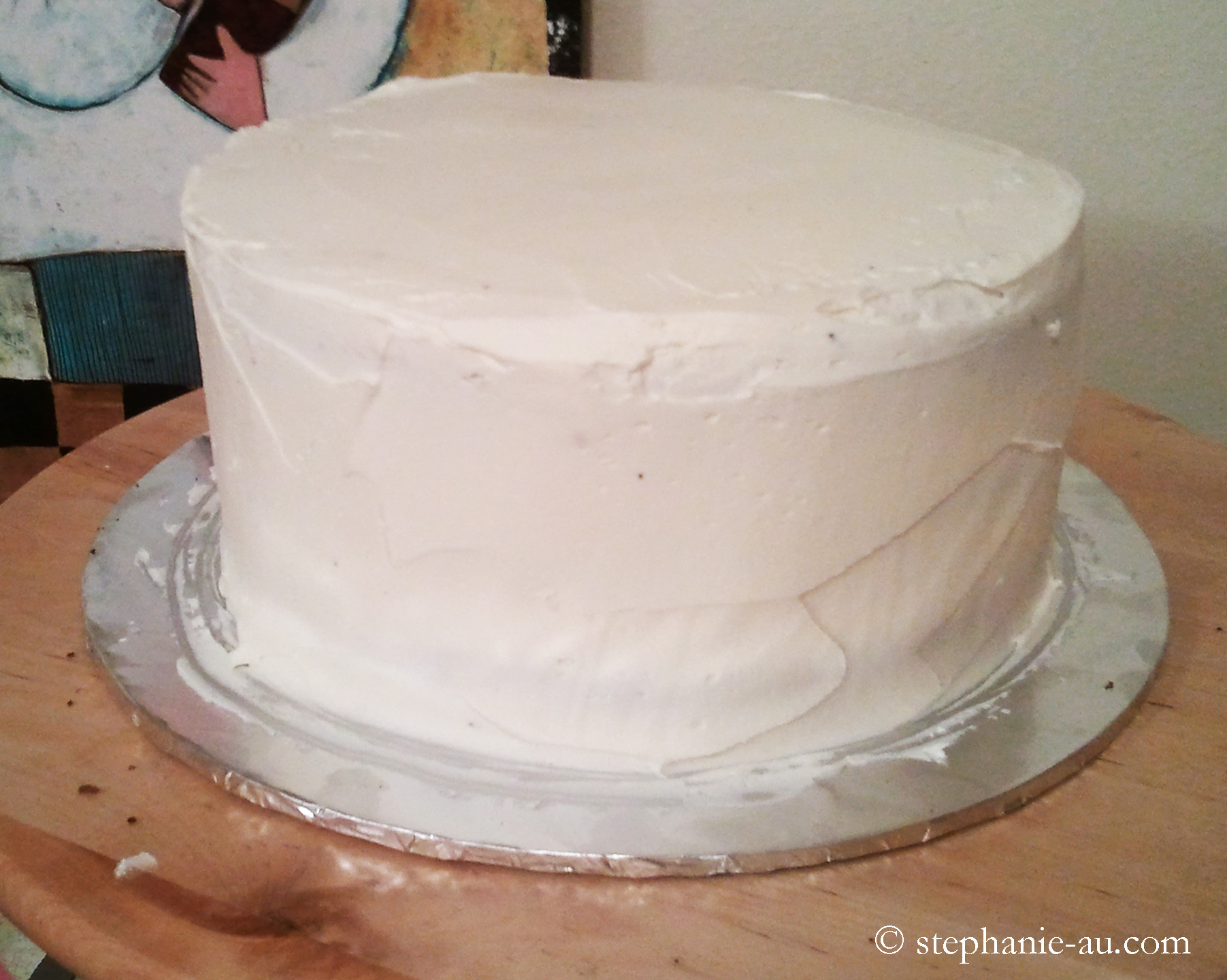 Let There Be Cake With Fondant Life Tastes Like Food